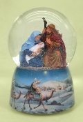 Nativity Waterglobe