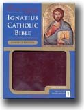 Ignatius Catholic RSV Compact Ed. Burgandy Bible