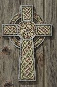 Celtic Cross, 9.5''