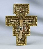 San Damiano Cross, 10''