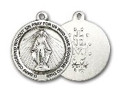 Miraculous Medal, SS, SN 24''