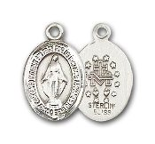 Miraculous Medal, SS, SS 13''
