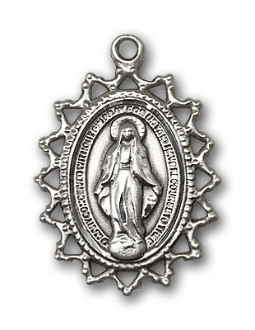 Miraculous Medal, SS, SS 18''