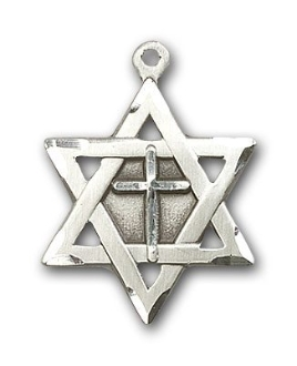 Star of David with Cross, SS, SN 24''