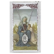 St. Anne Medal and Prayer Card