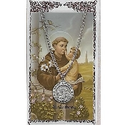 St. Anthony Medal and Prayer Card