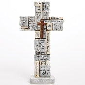 "Cross, Crossword, Table, 12.5""H"