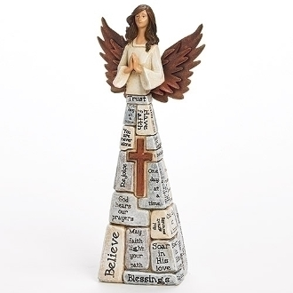 "Angel, Crossword, 10.5""H"
