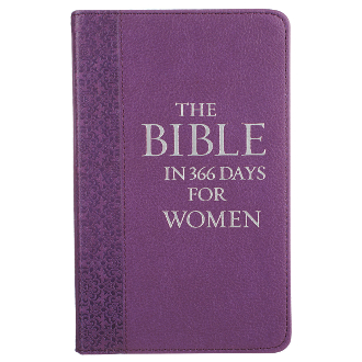 The Bible 366 Days For Women