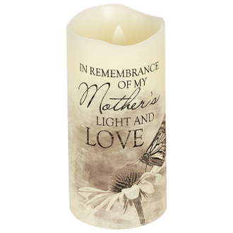 Mother Flameless Candle