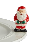 Nora Fleming Mini Father Christmas