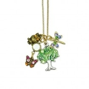 Family Tree Jumble Necklace