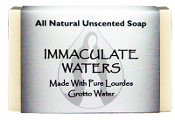 Immaculate Waters Unscented Soap