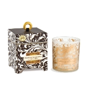 Honey Almond Soy Wax Candle by Michel Design Works