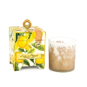 Lemon Basil Soy Wax Candle by Michel Design Works