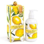 Lemon Basil Lotion by Michel Design Works