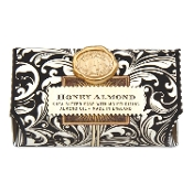 Honey Almond Soap Bar by Michel Design Works