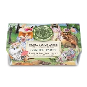 Garden Party Soap Bar by Michel Design Works