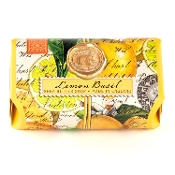 Lemon Basil Soap Bar by Michel Design Works