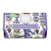 Lavender Rosemary Soap Bar by Michel Design Works