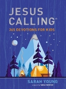 Jesus Calling: 365 Devotions for Kids, Boys Edition