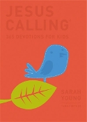 Jesus Calling: 365 Devotions For Kids, Leather