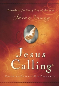 Jesus Calling: Enjoying Peace Deluxe Large Print Edition Teal Cover