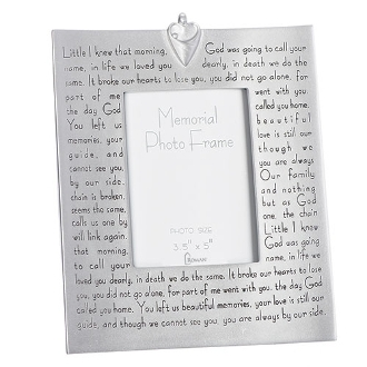 Bereavement Frame