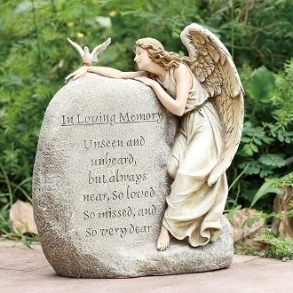 In Loving Memory Bereavement Angel