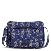 Vera Bradley RFID Little Hipster in Seahorse of Course