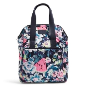 Vera Bradley ReActive Cooler Backpack in Garden Picnic