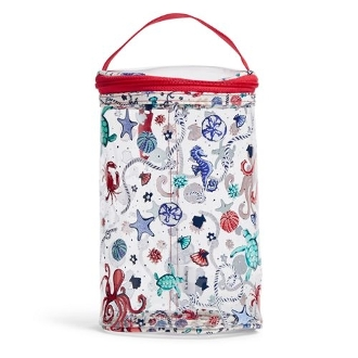 Vera Bradley Lotion Bag in Sea Life