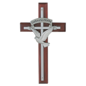 Confirmation Holy Spirit Cross, 7''