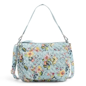 Vera Bradley Carson Shoulder Bag in Floating Garden