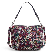 Vera Bradley Carson Shoulder Bag in Itsy Ditsy