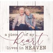 Piece of Heaven Photo Frame