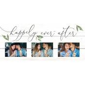 Happily Ever Photo Frame